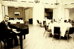 De Rougemont Manor Wedding Pianist Essex Phillip Keith