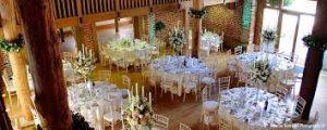 Gaynes Park Wedding Venue