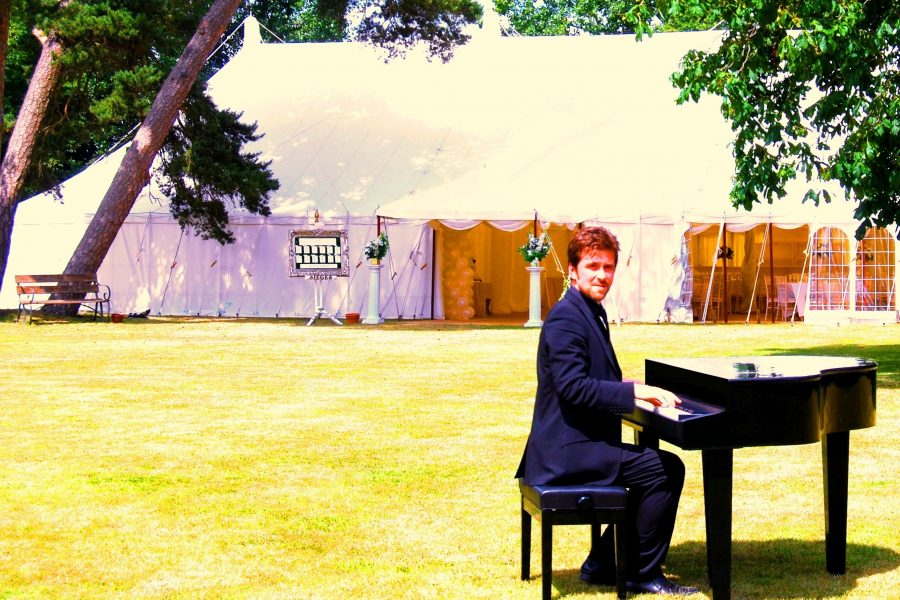 Barnston Lodge Wedding Pianist
