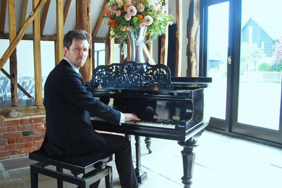 High House Wedding Venue Burnham On Crouch Essex Phillip Keith Wedding Pianist Essex