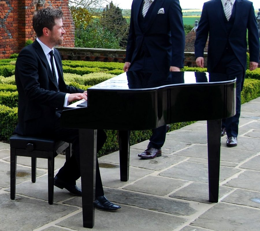 Layer Marney Tower Wedding Pianist Phillip Keith