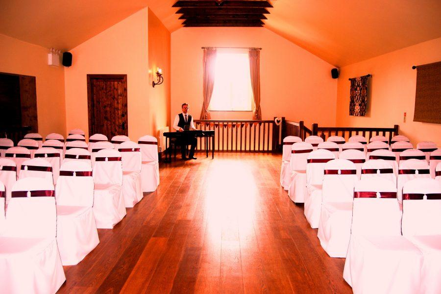 The White Hart Hotel Wedding Pianist