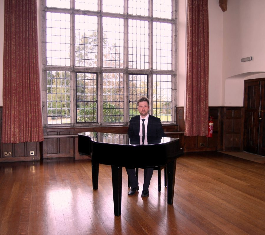 Wedding Pianist Layer Marney Tower Phillip Keith